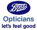 Free eye check up from Boots Opticians