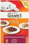 Purino Gourmet Mon Petit samples for cats