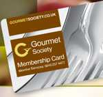 Free 2 months Gourmet Society membership
