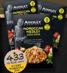 Ainsley Harriott Cous Cous sample