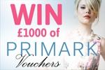 Win £1000 of Primark vouchers