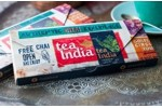 Tea India Chai sample