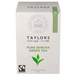 Print voucher for Taylors Green Tea