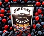 Free pack of Jordans Super Berry Granola