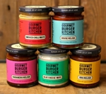 Gourmet Burger Kitchen sauces competition