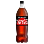 Voucher for free 500ml bottle of Coca Cola Zero Sugar from Asda stores